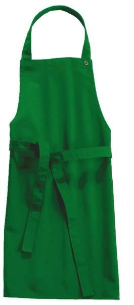 Irishgrüne Kinderschürze kochbar