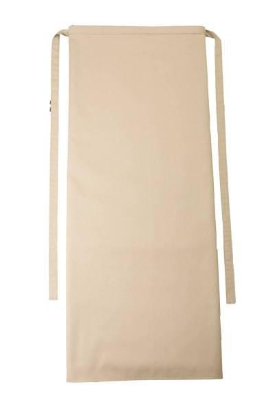 Khaki Bistroschürze 100x100cm Roma Khaki von CG Workwear
