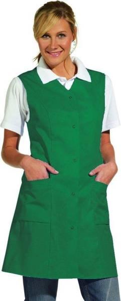 Kasack grün ohne Arm Leiber 3900