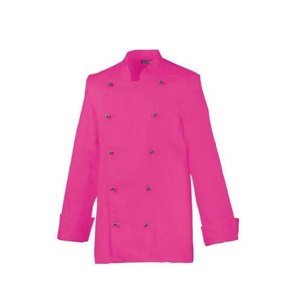 Pinke Damenkochjacke Exner 214