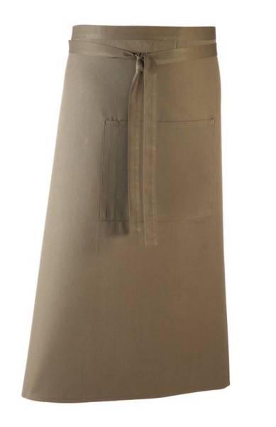 sage Bistroschürze mit Tasche pr158