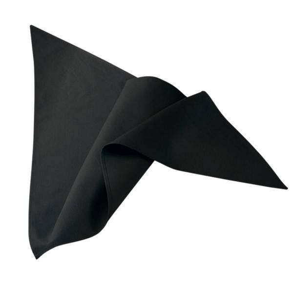 Schwarzes Halstuch ex108