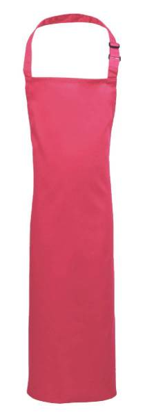 Hot Pink Kinderschürze Nackenband verstellbar