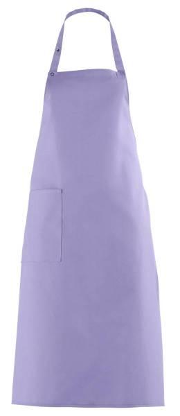 Latzschürze flieder Leiber 529 lila lilac