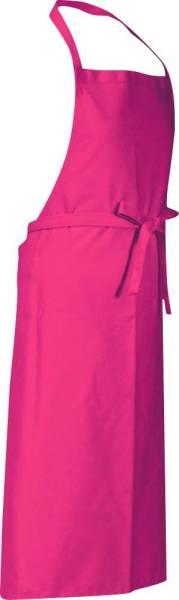 Magenta Latzschürze 110x78cm Verona von CG Workwear