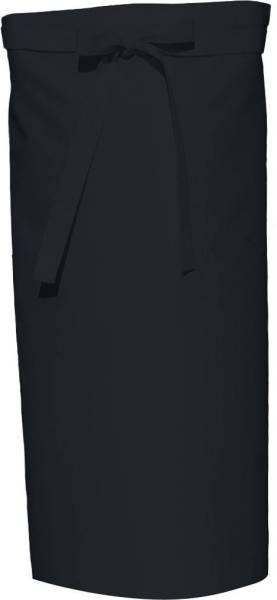 Vorbinder / Bäckerschürze schwarz X970