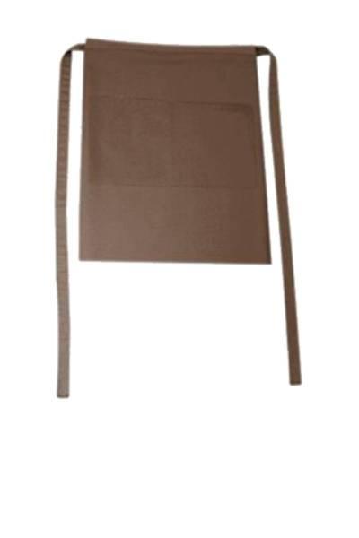 Taupe Vorbinder mit Taschen Roma Bag CG Workwear