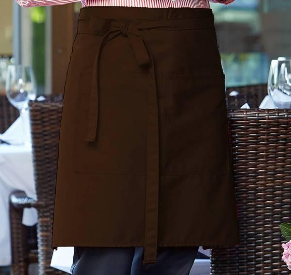 Toffee Vorbinder Roma mit Tasche CG Workwear