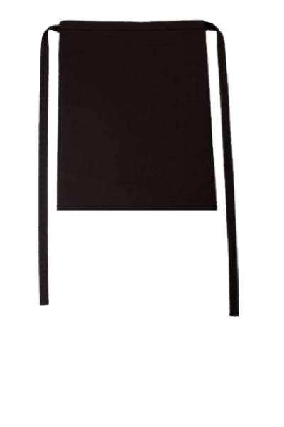 Schwarzer Vorbinder 78x50 cm Roma