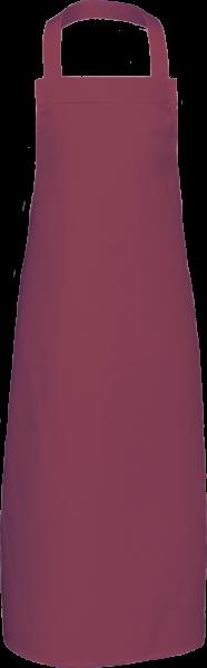 Bordeaux Latzschürze XXL 110x73cm X969