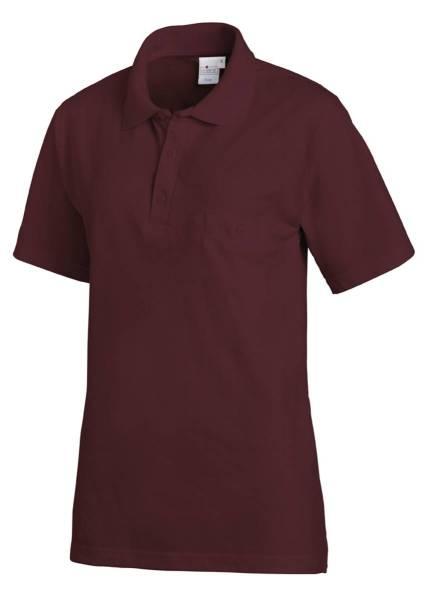 Bordeaux Polo-Shirt Leiber 241