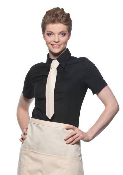 creme Krawatte ak4
